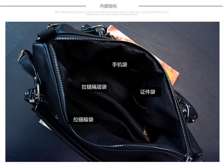 CMX GETFASIONBAGS Fashion Punk Rivet Shoulder Messenger Bag detail 5