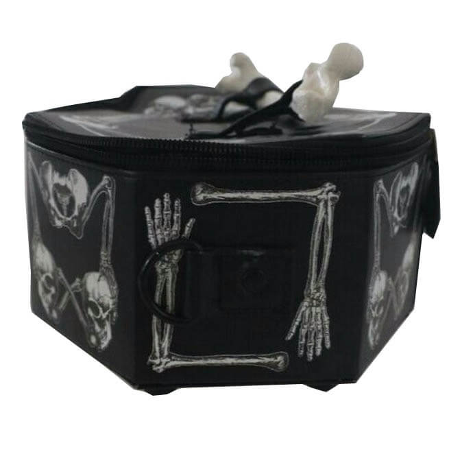 Gothic Harajuku Cosplay Skull Bone Vampire Coffin Bag7