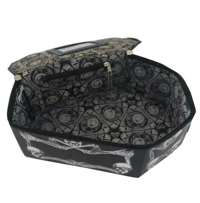 Gothic Harajuku Cosplay Skull Bone Vampire Coffin Bag8