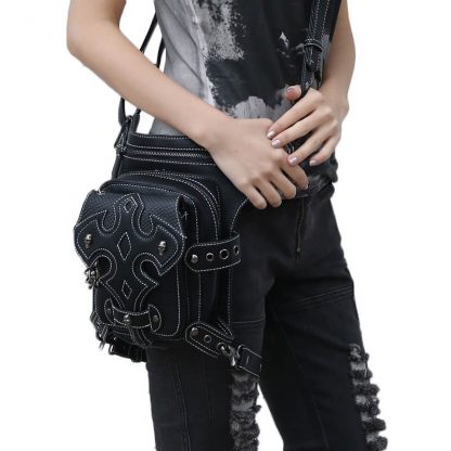 Men Women Victorian Shoulder Crossbody Bag