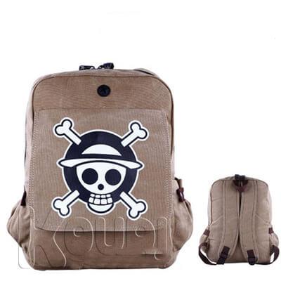 Gothic skull Schoolbag computer bag backpack main