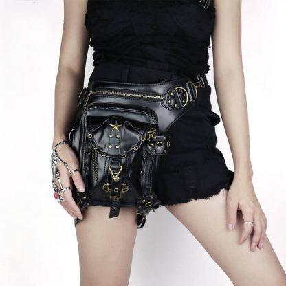 black rivet bags