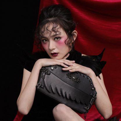 gothic purses and handbags 1