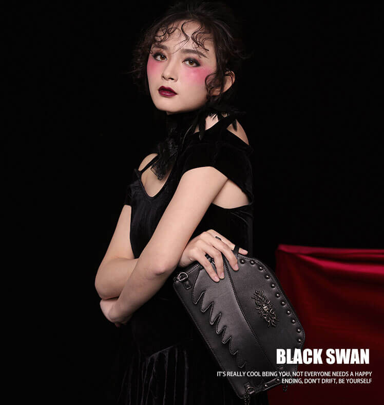 gothic purses and handbags for women 1