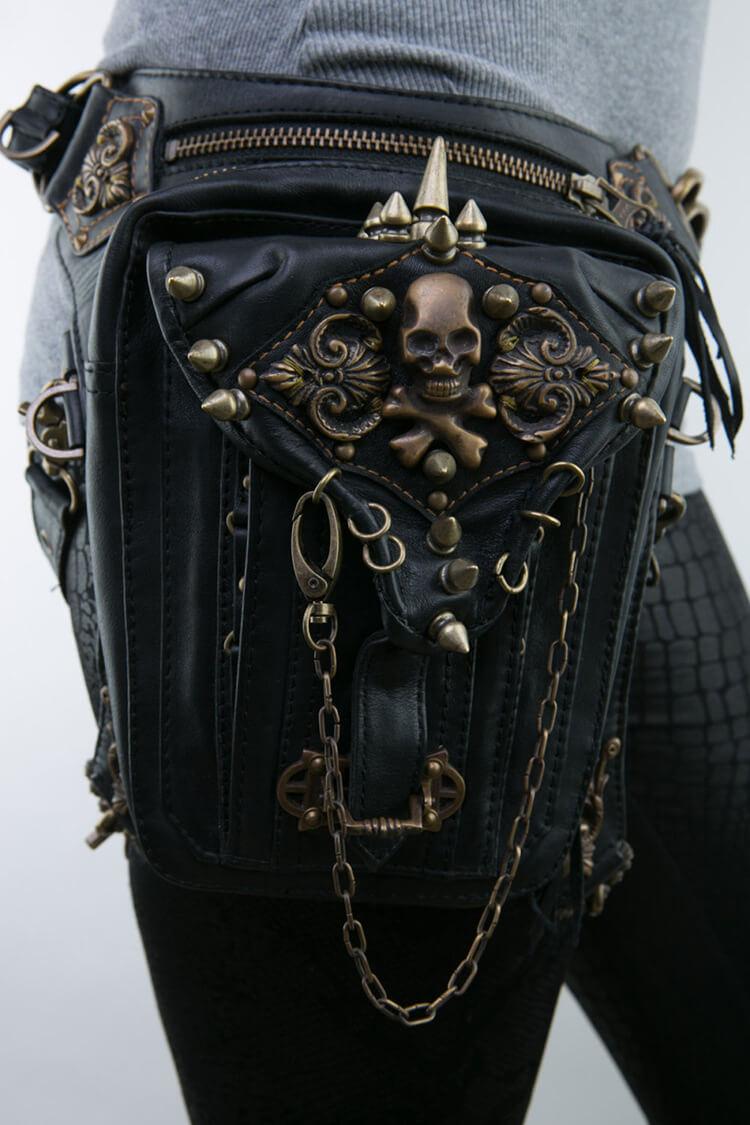 skull bowling bag 2