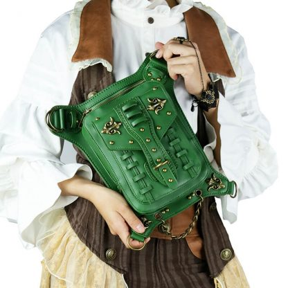 steampunk hip holster bag (1)