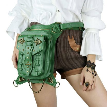 steampunk leg holster bag (1)