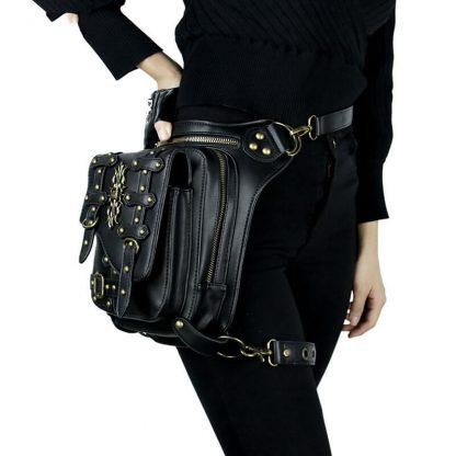 steampunk-style-round-belt-bag 1