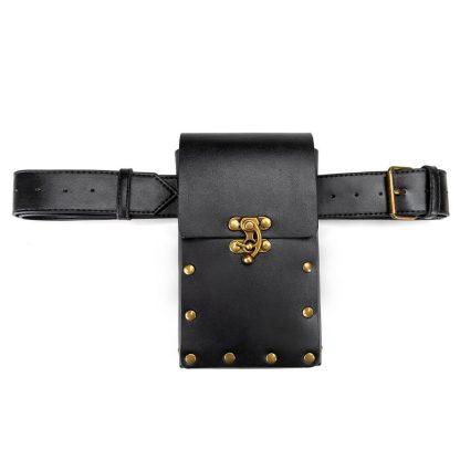 black waist bag mens 4