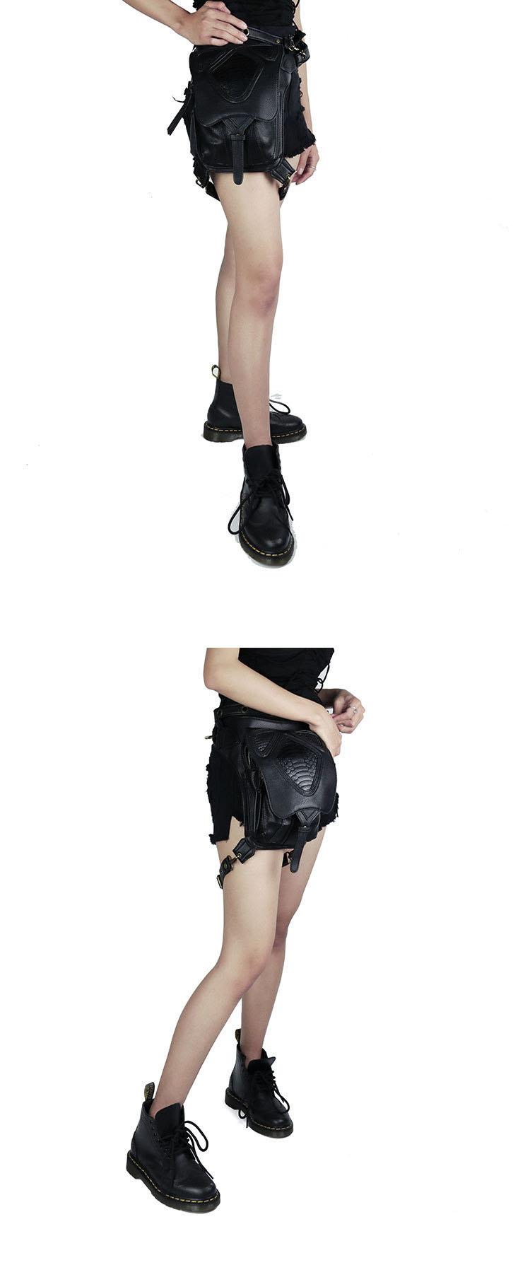 vertical steampunk bag 3