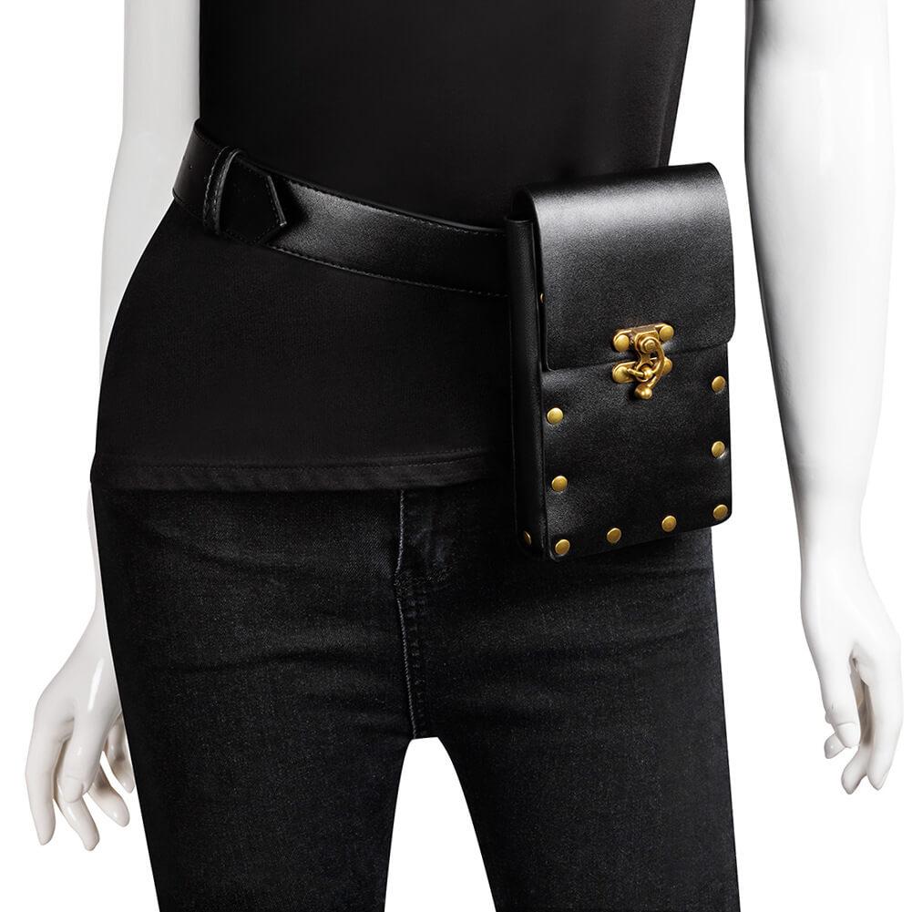 waist bags black 3