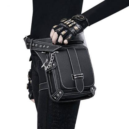 womens motorcycle thigh bag 3